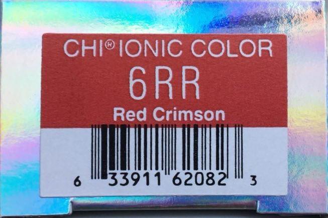 Крем-краска СHI Ионик 6 RR  85 гр