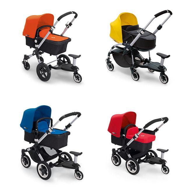 Подножка для второго ребенка Bugaboo Comfort Wheeled Board +