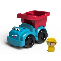 Mega Bloks Дилан и его веселый грузовик (80409)