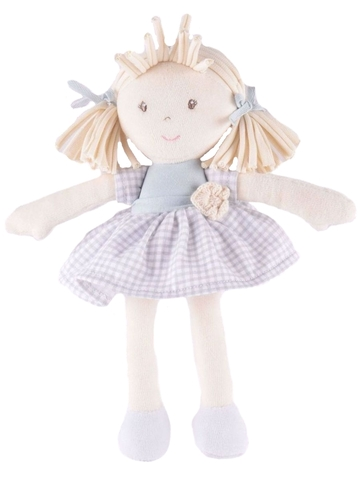 Мягконабивная кукла Little Neva