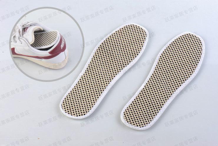 Турмалиновые самонагревающиеся стельки антибактериальные «Биомаг»