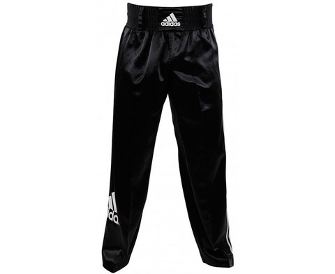 БРЮКИ ДЛЯ КИКБОКСИНГА KICK BOXING PANTS FULL CONTACT ADIDAS