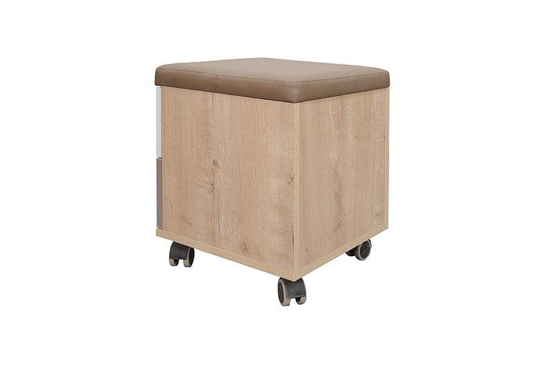 Тумба Хаски №52 с ящиком и мягкими элементами