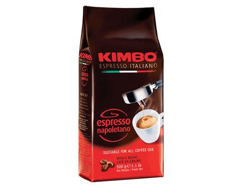 Кофе в зернах Kimbo Espresso Napoletano, 500 г