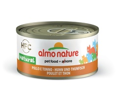 Консервы (банка) Almo Nature Legend Adult Cat Chicken&Tuna