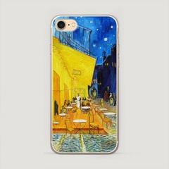 Telefon üzlüyü iPhone X - Van Gogh 3
