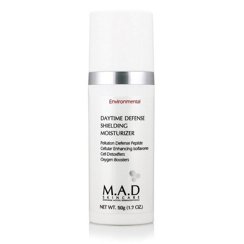 Крем дневной увлажняющий Антистресс M.A.D Skincare Environmental Daytime Defense Shielding Moisturizer, 50 мл.