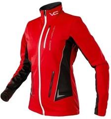 Утеплённая лыжная куртка 905 Victory Code Speed Up wo's Red Женская
