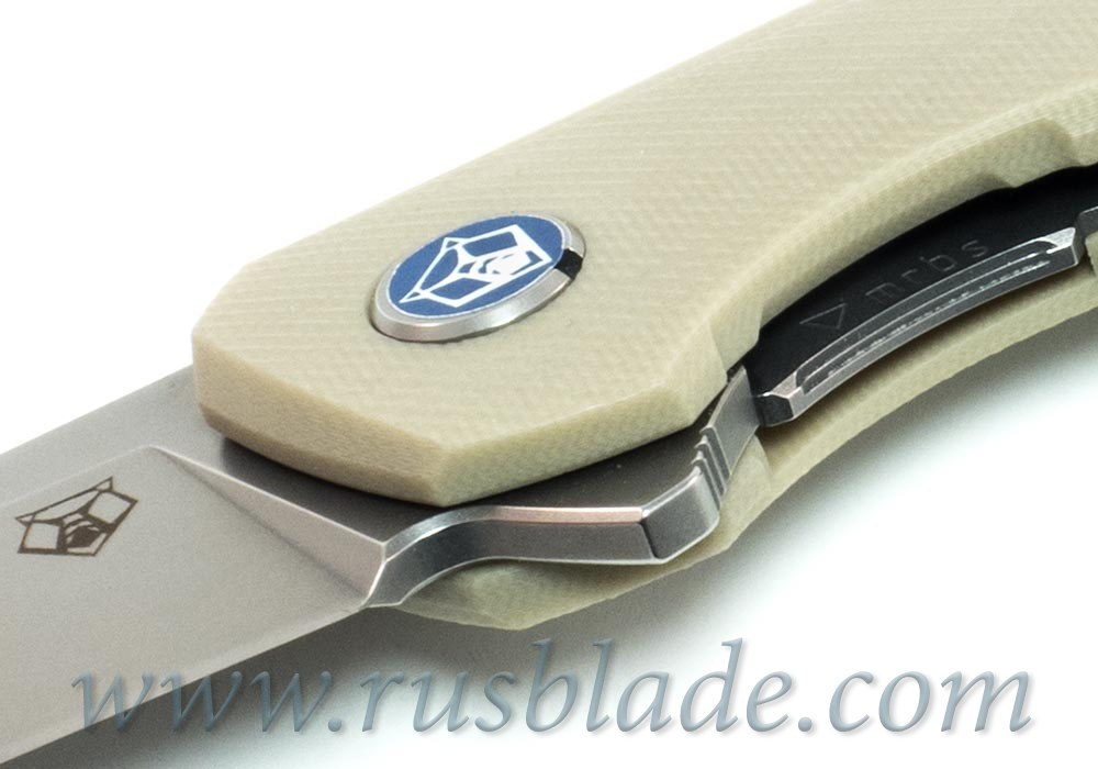 Shirogorov 111 Vanax37 G10 tan 3D MRBS