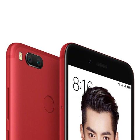 Смартфон  Xiaomi Mi A1 4 / 32GB (красный)
