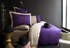 КПБ ISSIMO Home Annette purple (Евро)