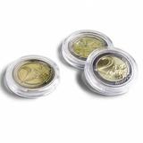 CAPSP33 Премиум круглые капсулы ULTRA (без бортика) для монет диаметром 33 mm