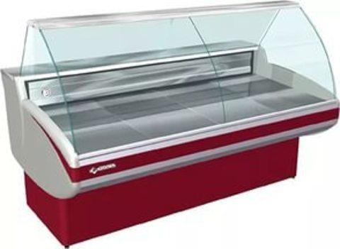 Холодильная витрина Gamma-2 1200   ºС   0  .... +7