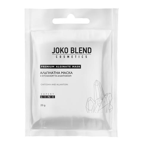 Альгинатная маска с хитозаном и аллантоином Joko Blend 20 г (1)