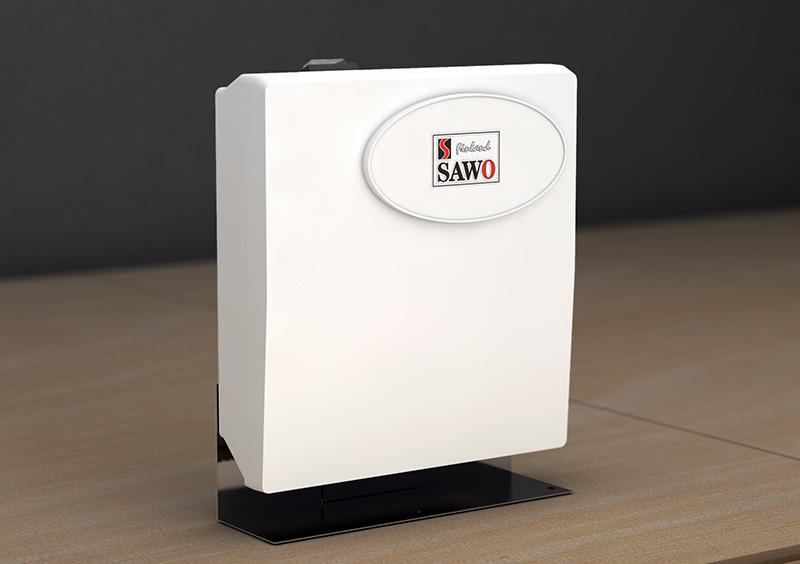 Пульты: Дополнительный блок мощности SAWO INP-S для пульта управления Innova Classic 15 кВт (для печей мощностью 15-30 кВт)