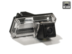 Камера заднего вида для Toyota LC 200 Prado Avis AVS315CPR (#094)