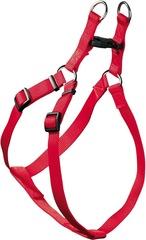 Шлейка для собак Hunter Smart Ecco Квик L (52-74/55-79 см) нейлон красная