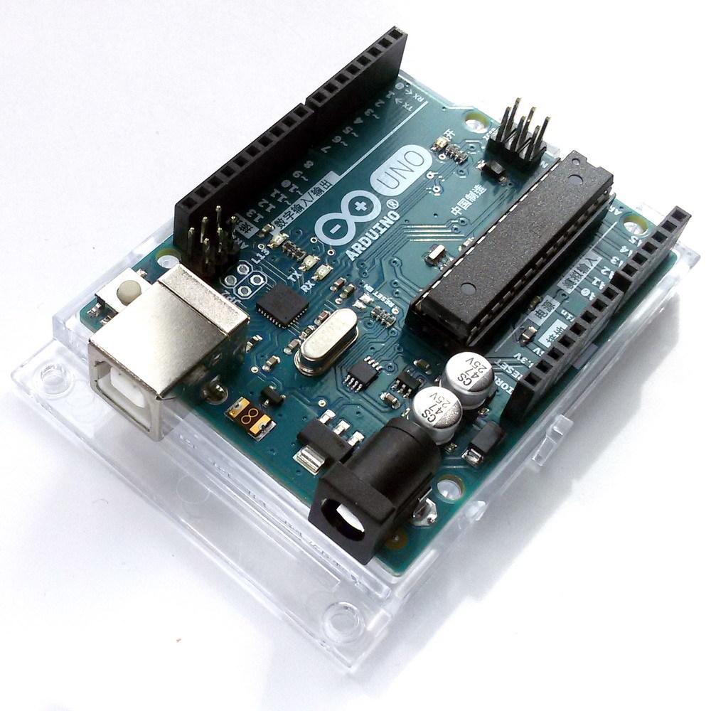 Arduino UNO R3 (оригинал China Edition)