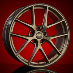 Диск колесный BBS CI-R 8.5x20 5x112 ET42 CB82.0 satin bronze