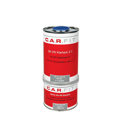 Лаки Глянцевый автомобильный лак 2:1 HS (акриловый) комплект (1л+0,5л) CAR FIT 72201500.jpg