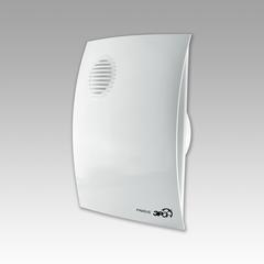 Вентилятор накладной Эра PARUS 5C D125 с обратным клапаном