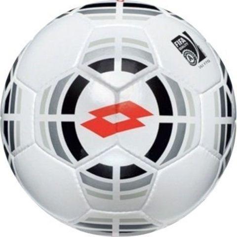 Мяч футбольный Lotto серфифицирован FIFA