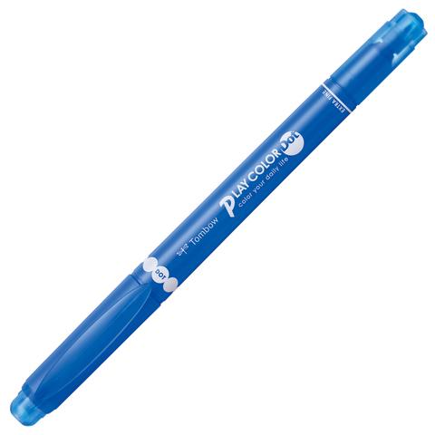 Tombow Twin Tone / Play Color Dot: 16 Blue (синий)