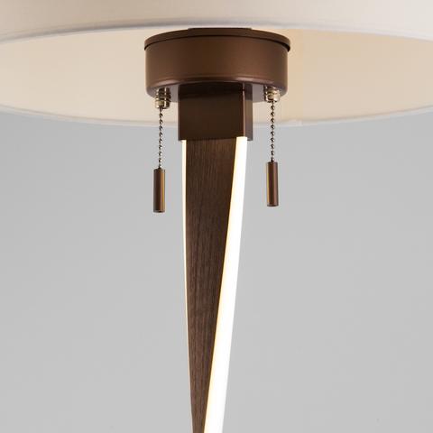 Торшер со светодиодной подсветкой 990