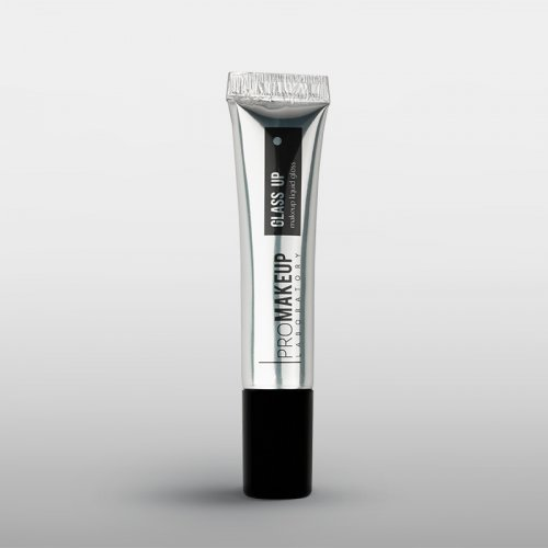 Жидкое стекло Pro Makeuo Glass Up maleup liquid gloss