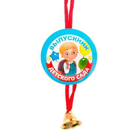 Медаль с колокольчиком