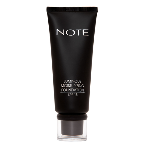 Note Luminous Moisturizing Foundation Тональный крем