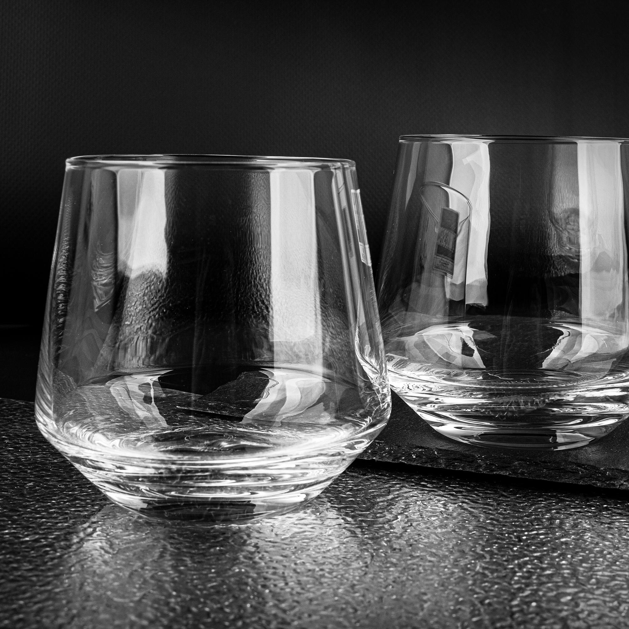 Фото - Набор стаканов для виски 389 мл, 2 шт, Pure набор стаканов для виски pure 389 мл
