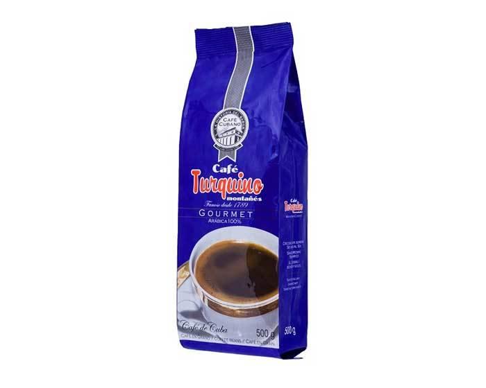 Кофе в зернах Turquino Montanes, 500 г