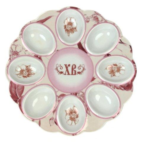 747252 тарелка для 8ми яиц