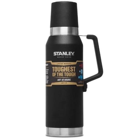 Термос Stanley Master (10-02659-002) 1.3л. черный