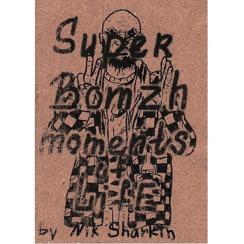 Super Bomzh. Moments of life