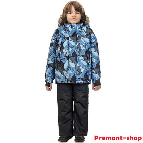 Комплект Premont Кермодский медведь WP82205