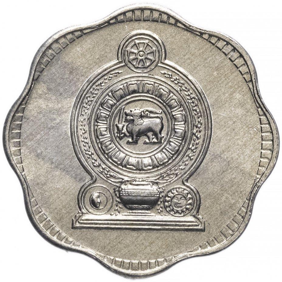 2 цента. Шри-Ланка. 1978 год. AU-UNC