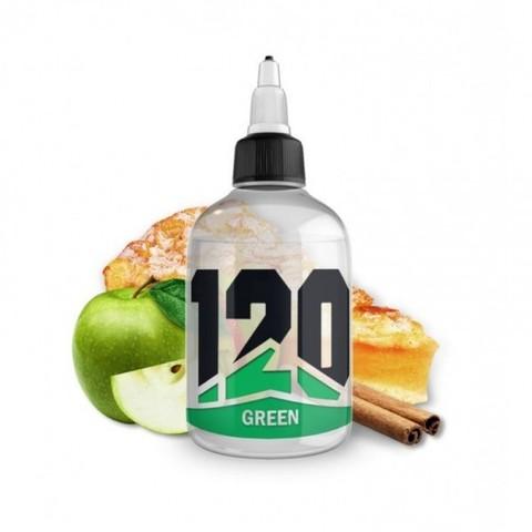120 JUICE - GREEN