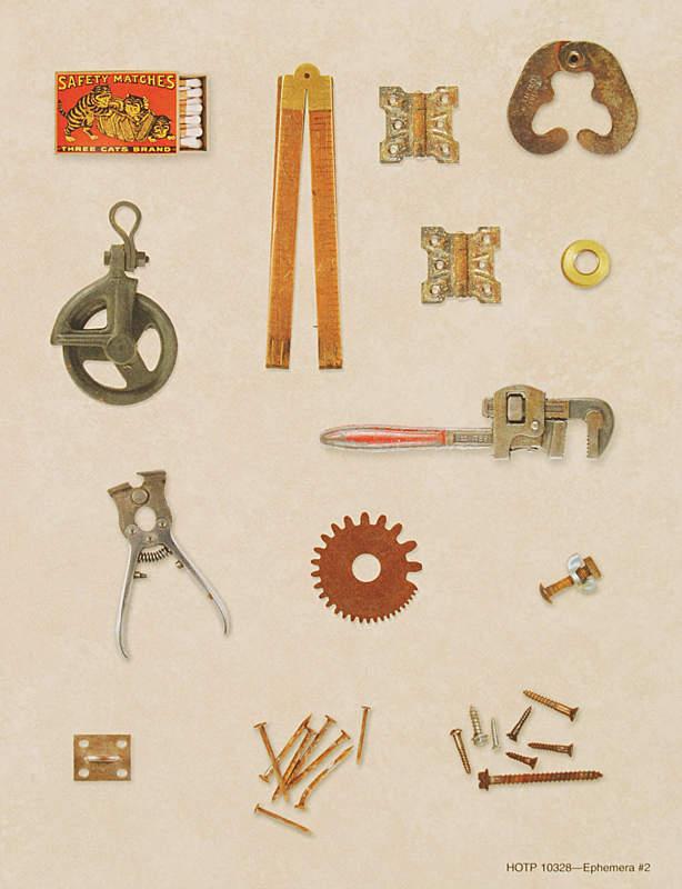 Бумага «Инструменты»