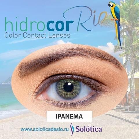 Solótica™ Hidrocor Rio Ipanema