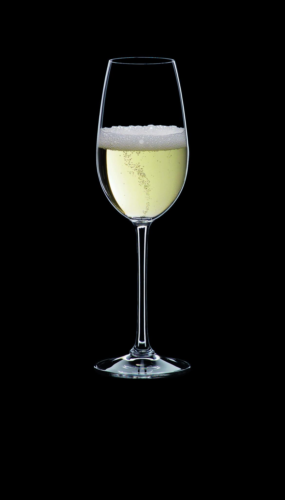 Набор из 4-х бокалов для шампанского Nachtmann VIvino, 260 мл набор фужеров для шампанского vivino хрустальное стекло 4 шт 95864 nachtmann
