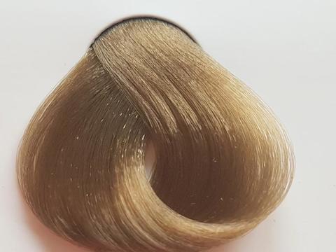 светло-русый блонд на кератиновых капсулах