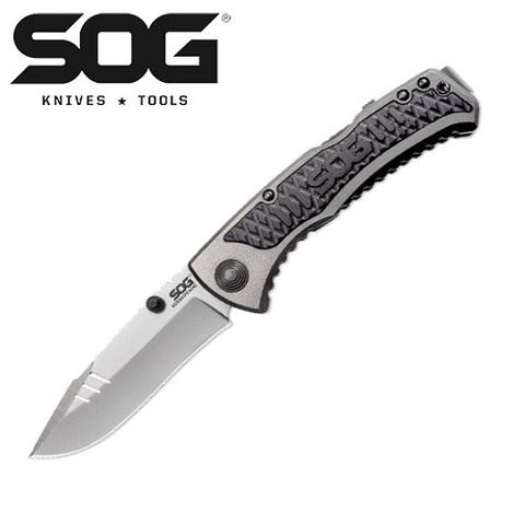 Нож SOG модель SW-1001 Sideswipe Mini