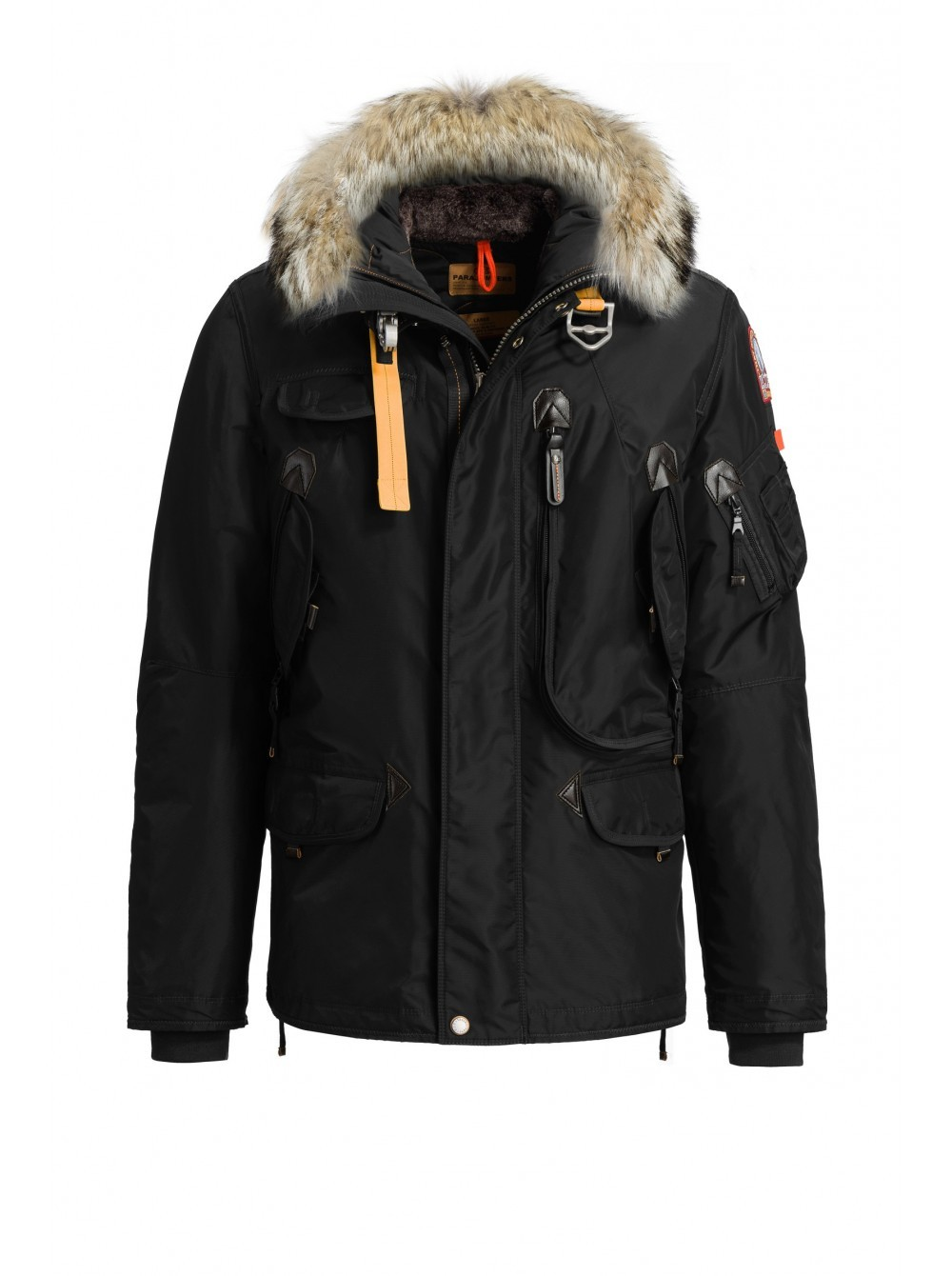 Пуховик Parajumpers Right Hand Black (Черный)