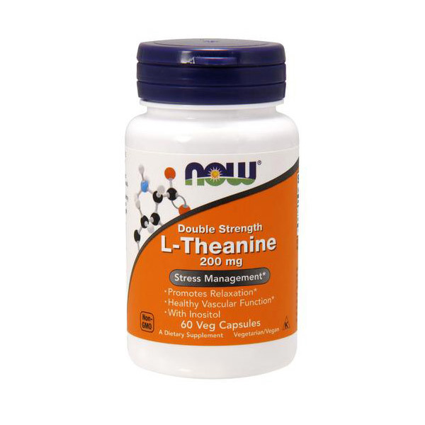 L-Theanine 200 mg Double Strenght