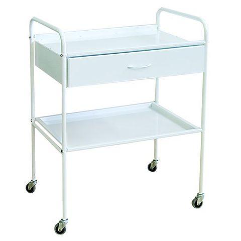 Стол инструментальный с ящиком СИП-2/М-Я - фото