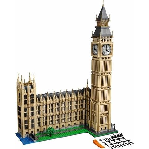 LEGO Creator: Биг-Бен 10253 — Лего Креатор — Big Ben [Sculptures]