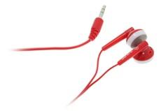 Наушники S-Music Start MX-300 red