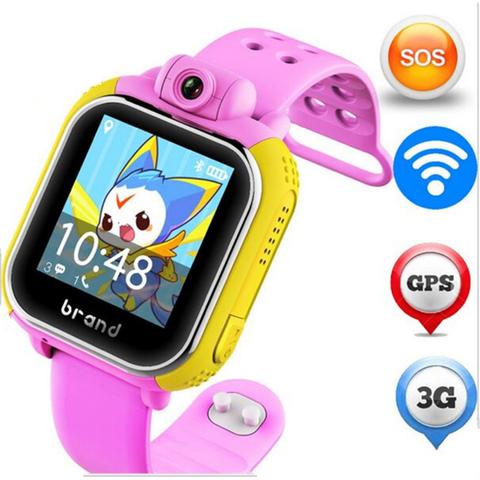 Детские часы Baby Watch GPS GW1000 Wonlex